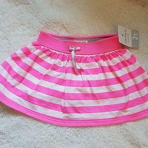 Carter's skirt 2t